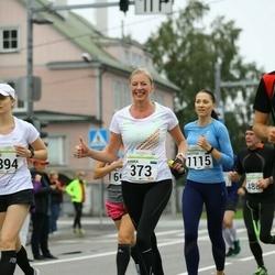 SEB Tallinna Maraton - Annika Veimer (373), Kristiina Kikas (1115)