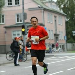 SEB Tallinna Maraton - Bisal Rai (2401)