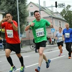 SEB Tallinna Maraton - Stuart Payne (2397), Bisal Rai (2401)
