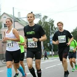 SEB Tallinna Maraton - Kaarel Lapimaa (1263), Adeele Arnek (1917)