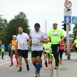 SEB Tallinna Maraton - Jukka Falck (1431), Adriaan Hobo (2714), Viktor Lõhmus (3216)