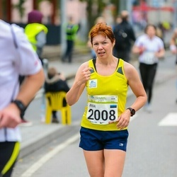 SEB Tallinna Maraton - Anna Kuleshova (2008)