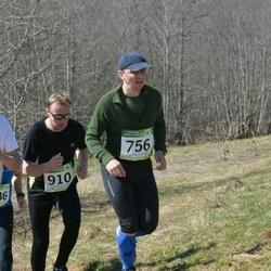 84. Suurjooks ümber Viljandi järve - Aarne Seeba (756), Viktor Krõlov (910)