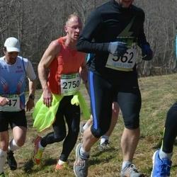 84. Suurjooks ümber Viljandi järve - Artur Rauhiainen (2750)