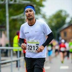 SEB Tallinna Maraton - Adrian Santiago Ciro (3212)