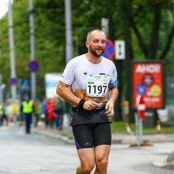 SEB Tallinna Maraton - Adam Jesiak (1197)