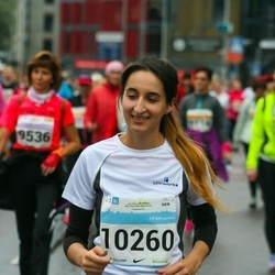 SEB Tallinna Maratoni Sügisjooks 10 km - Anna Grigorjan (10260)