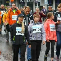 SEB Tallinna Maratoni Sügisjooks 10 km - Robert Bobrihhin (10106)