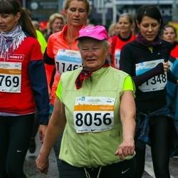 SEB Tallinna Maratoni Sügisjooks 10 km - Asta Niinemets (8056), Berit Tamme (8769)