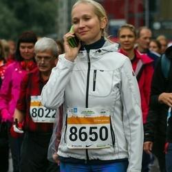 SEB Tallinna Maratoni Sügisjooks 10 km - Agnes Saarist (8650)