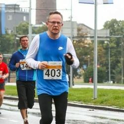 SEB Tallinna Maratoni Sügisjooks 10 km - Tarmo Kruusimäe (403)