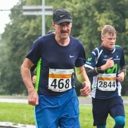 SEB Tallinna Maratoni Sügisjooks 10 km - Aare Randma (468)