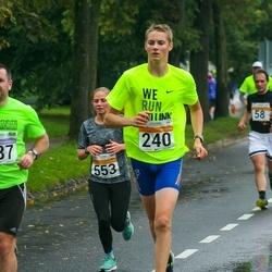 SEB Tallinna Maratoni Sügisjooks 10 km - Jakob Udras (240)