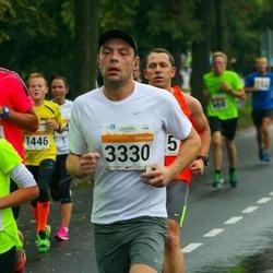 SEB Tallinna Maratoni Sügisjooks 10 km - Mattias Eisen (3330)