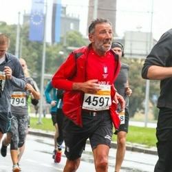 SEB Tallinna Maratoni Sügisjooks 10 km - Pietro Del Žoppo (4597)