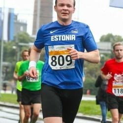 SEB Tallinna Maratoni Sügisjooks 10 km - Urmo Merila (809)