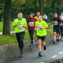 SEB Tallinna Maratoni Sügisjooks 10 km - Einari Kisel (530), Kustu Künnapas (3320)