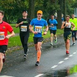 SEB Tallinna Maratoni Sügisjooks 10 km - Ain Ainsaar (623), Mihkel Heinapuu (670), Richard Markus Kivimägi (2908)