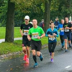 SEB Tallinna Maratoni Sügisjooks 10 km - Heleri Leibenau (159), Armin Soosalu (481), Rait Kivi (3512)