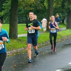 SEB Tallinna Maratoni Sügisjooks 10 km - Armin Soosalu (481)