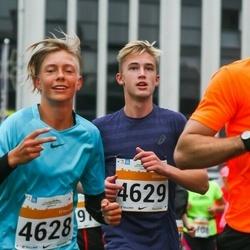 SEB Tallinna Maratoni Sügisjooks 10 km - Aron Liiv (4629)