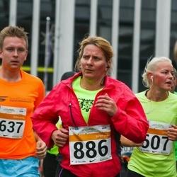 SEB Tallinna Maratoni Sügisjooks 10 km - Anneli Riima (886)