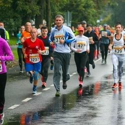 SEB Tallinna Maratoni Sügisjooks 10 km - Kristjan Mark (319), Annely Kaur (477), Inge Roose (1012), Lisette Liige (3237)