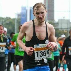 SEB Tallinna Maratoni Sügisjooks 10 km - Ander Heidmets (1369)