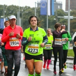 SEB Tallinna Maratoni Sügisjooks 10 km - Age Kala (1934), Vivian Poolak (4273)