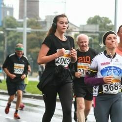 SEB Tallinna Maratoni Sügisjooks 10 km - Aleksandra Vinogradova (2063)
