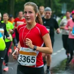SEB Tallinna Maratoni Sügisjooks 10 km - Brigitta Lees (3365)