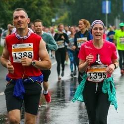 SEB Tallinna Maratoni Sügisjooks 10 km - Amandine Bernhard (1395)