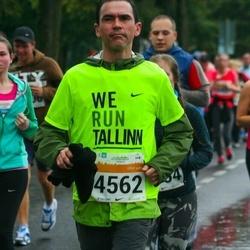 SEB Tallinna Maratoni Sügisjooks 10 km - Angelo G. C. Alves (4562)