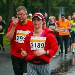 SEB Tallinna Maratoni Sügisjooks 10 km - Eneli Oja (2189)
