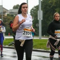 SEB Tallinna Maratoni Sügisjooks 10 km - Hannela Kurvits (2859)