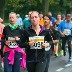 SEB Tallinna Maratoni Sügisjooks 10 km - Kairi Kuresson (3638), Ester Pedosk (4099)