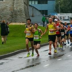 SEB Tallinna Maratoni Sügisjooks 10 km - Martin Vilismäe (17), Mardo Lundver (414), Artjom Babtšenko (779), Martin Simpson (1548)