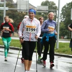 SEB Tallinna Maratoni Sügisjooks 10 km - Piia Heinsoo (8199)
