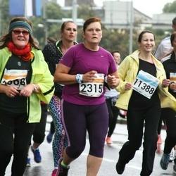 SEB Tallinna Maratoni Sügisjooks 10 km - Merle Kruusamägi (2315), Anna Sitnikova (11388)