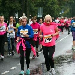 SEB Tallinna Maratoni Sügisjooks 10 km - Alena Hollo (4458), Leila Suits (8290)