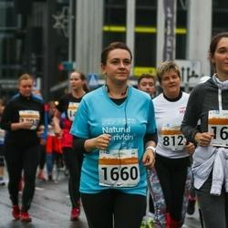 SEB Tallinna Maratoni Sügisjooks 10 km - Kristiina Lukkonen-Hromenkova (1660)