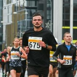 SEB Tallinna Maratoni Sügisjooks 10 km - Kristjan Tammearu (675)