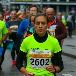 SEB Tallinna Maratoni Sügisjooks 10 km - Jelena Sipunova (2602)