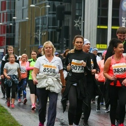 SEB Tallinna Maratoni Sügisjooks 10 km - Galina Heinla (8508), Jana Gukova (9073)