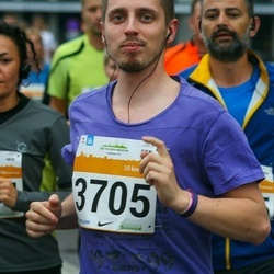 SEB Tallinna Maratoni Sügisjooks 10 km - Karl Läll (3705)