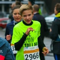 SEB Tallinna Maratoni Sügisjooks 10 km - Mark Robin Kaarma (2966)