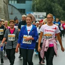 SEB Tallinna Maratoni Sügisjooks 10 km - Sheryl Loortis (3599), Anna-Liisa Vaikma (3600)