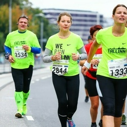 SEB Tallinna Maraton - Anastassia Turkina (2844)