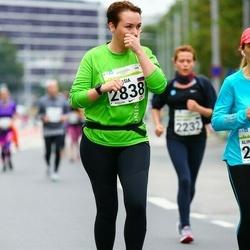 SEB Tallinna Maraton - Anastasia Novikova (2838)