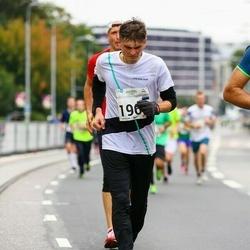 SEB Tallinna Maraton - Andras Gelencser (1968)